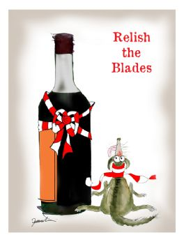 Relish the Blades